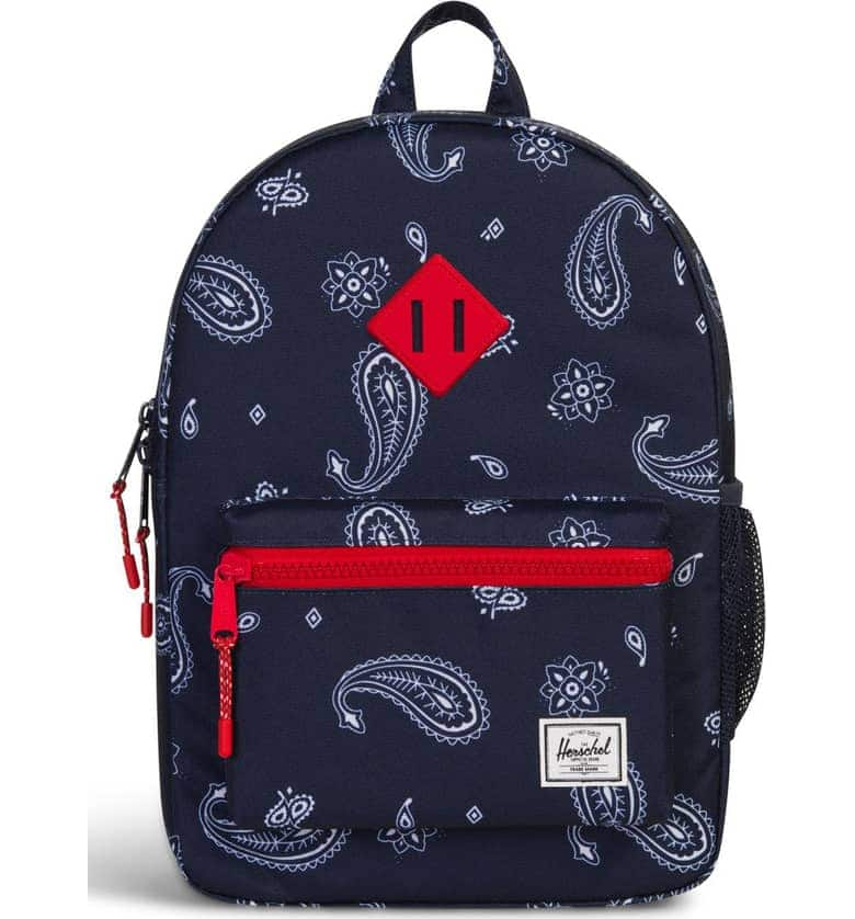 0a9049a7dae Herschel Supply Co.  Kids  Pop Quiz Lunchbox  18, Heritage Backpack ...