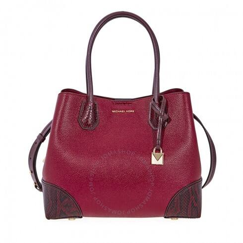 0e6b1b411b7a Michael Kors Mercer Pebbled Leather Shoulder Bag (various colors) $169.30 +  Free Shipping