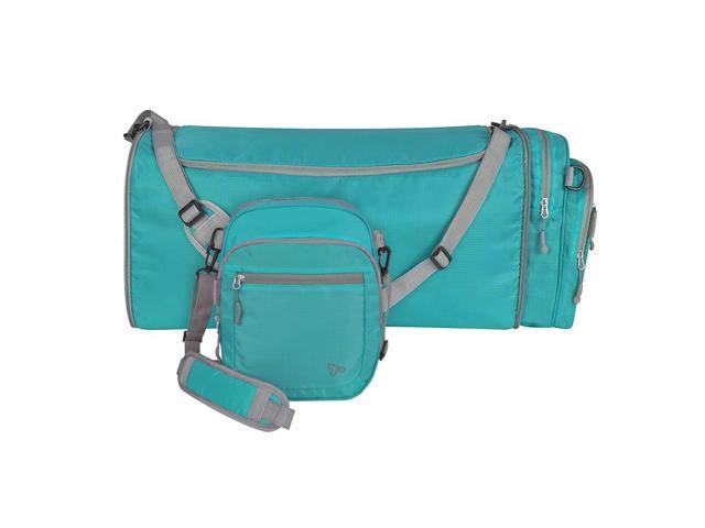 728e835517 Travelon Convertible 2-in-1 Crossbody & Duffel Bag (various colors ...