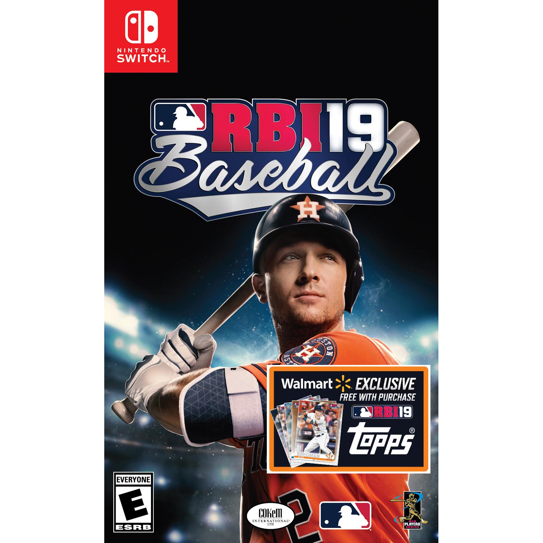 Rbi 19 Baseball Pre Order Nintendo Switch Slickdealsnet