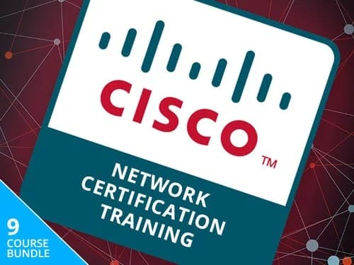 The Complete Cisco Network Certification Training Bundle