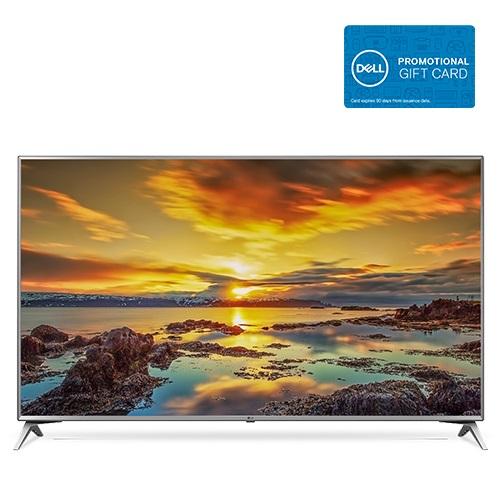 """LG 70UK6570PUB 70/"""" 4K Ultra HD HDR Smart LED TV with AI ThinQ"""
