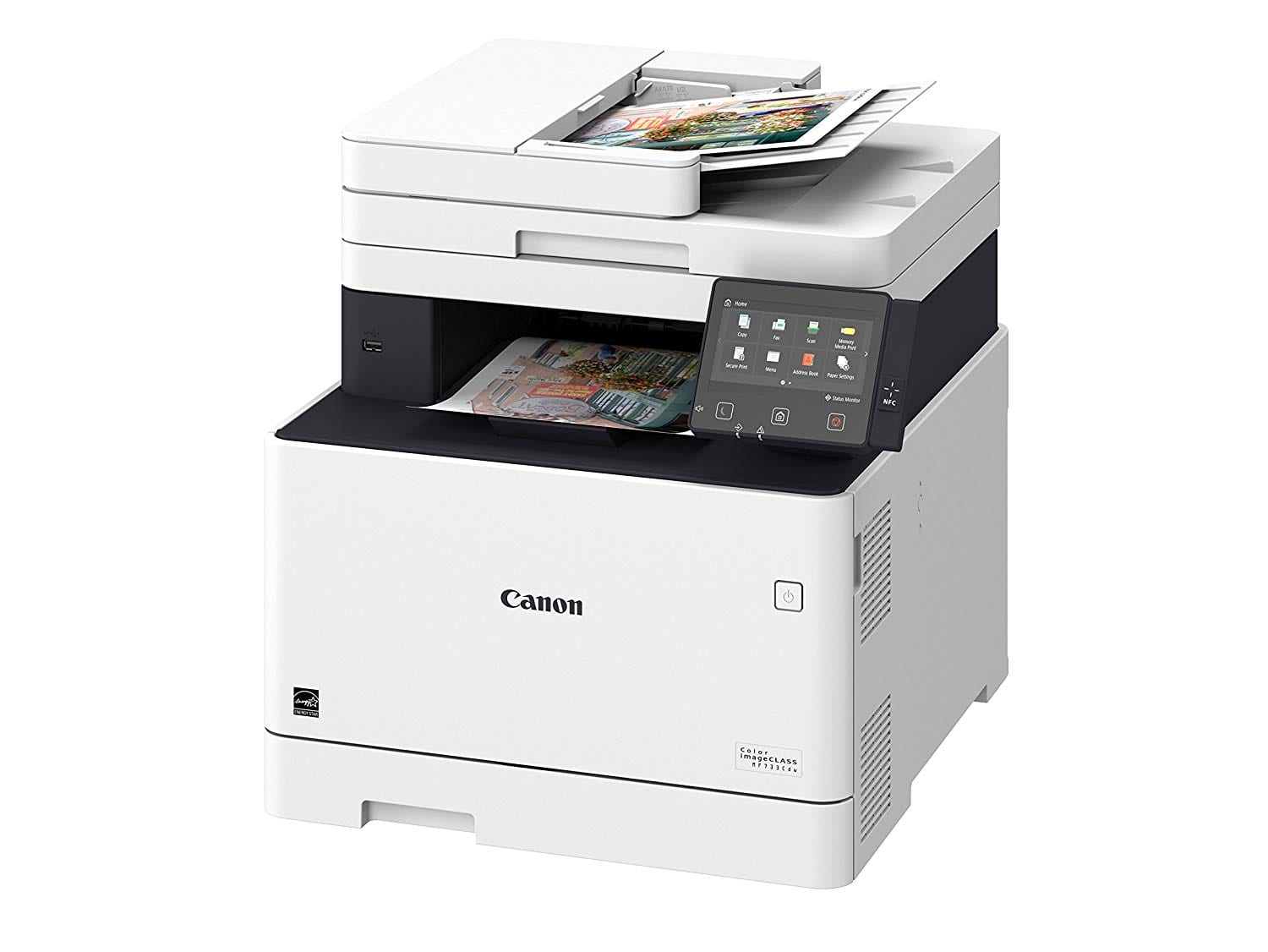 Canon imageCLASS MF733Cdw All-in-One Color Laser Printer + Google Home Mini $265 + Free Shipping