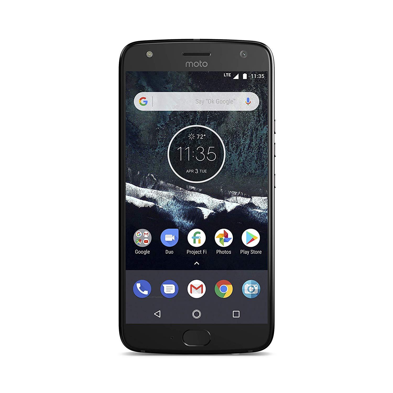 64GB Motorola Moto X4 Android One Unlocked Smartphone