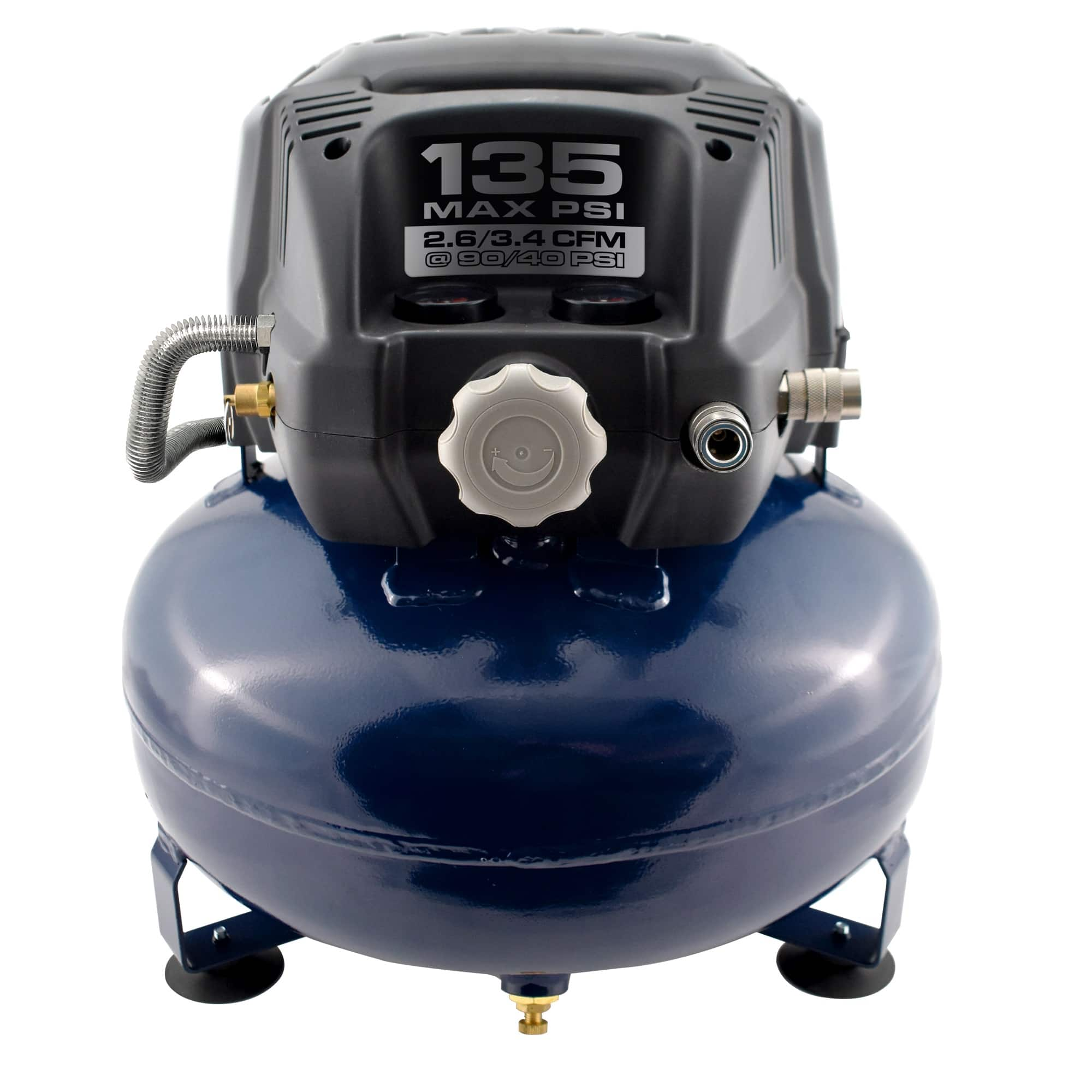Campbell Hausfeld 6 Gallon Oil Free Air Compressor - $39.60 @ Walmart + FS