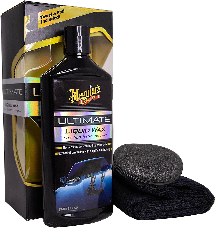 16oz Meguiar's Ultimate Liquid Car Wax $12.50