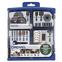 Dremel 710-08 All-Purpose Rotary Accessory Kit, 160-Piece $21.21 @ amazon
