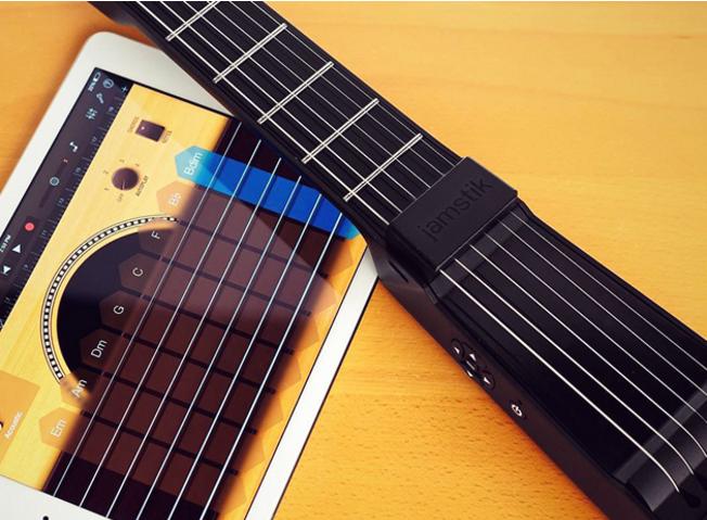 Jamstik Wireless Smart Guitar MIDI Controller $114.99 AC @stacksocial Learn Guitar