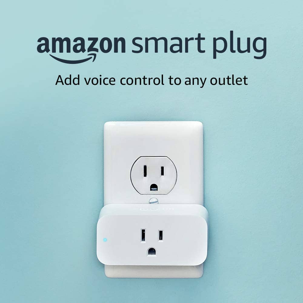 Ymmv Amazon Smart Plug for $5 with coupon for prime members