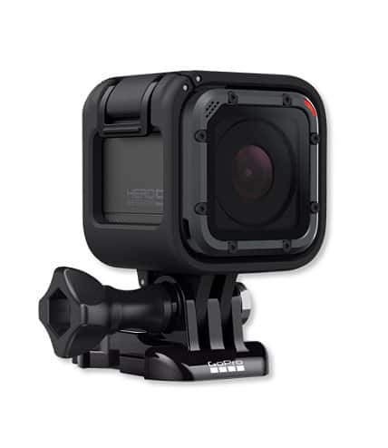 GoPro Hero5 Session Camera $240 w/ FS @ L.L.Bean Use Code SAVE20