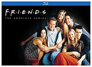 Friends: The Complete Series [Blu-ray 21 disks] - $69.99