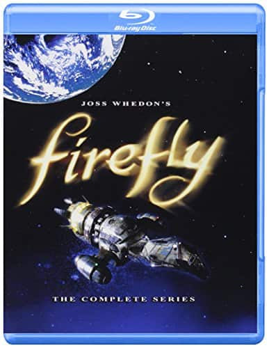 Firefly complete series blu ray $11.99 at Best Buy