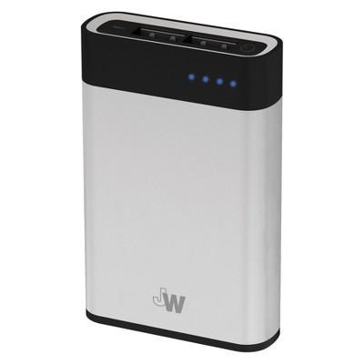 Very YMMV? - Portable Power Bank 6000 mAh Silver - Just Wireless $7.48