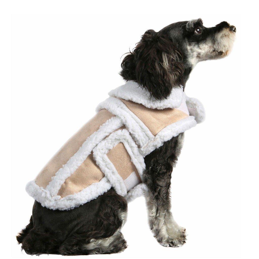 Namsan Dog Warm Coat,Dog Jacket,Winter Dog Clothes,Cold Weather Dog Jacket for Dogs $7.79