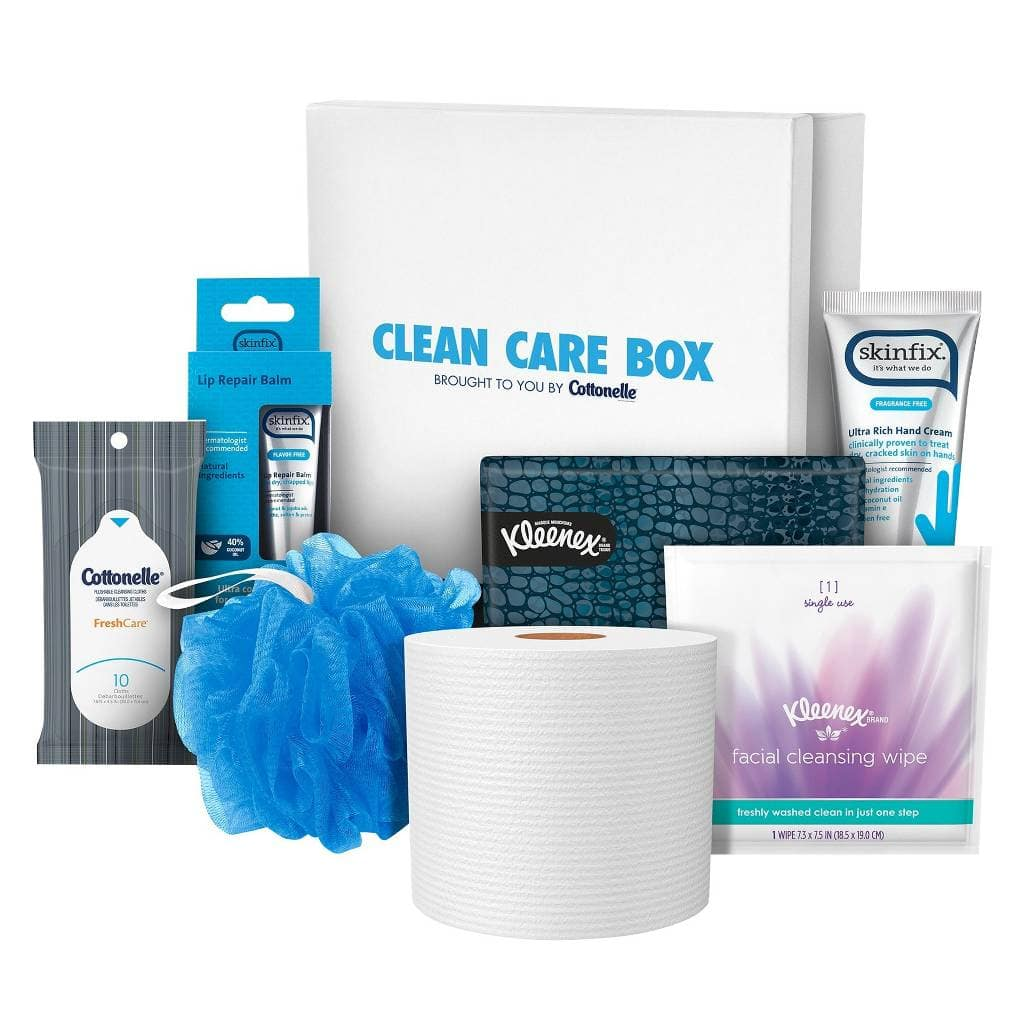 Target Clean Box - $5 + tax, free ship