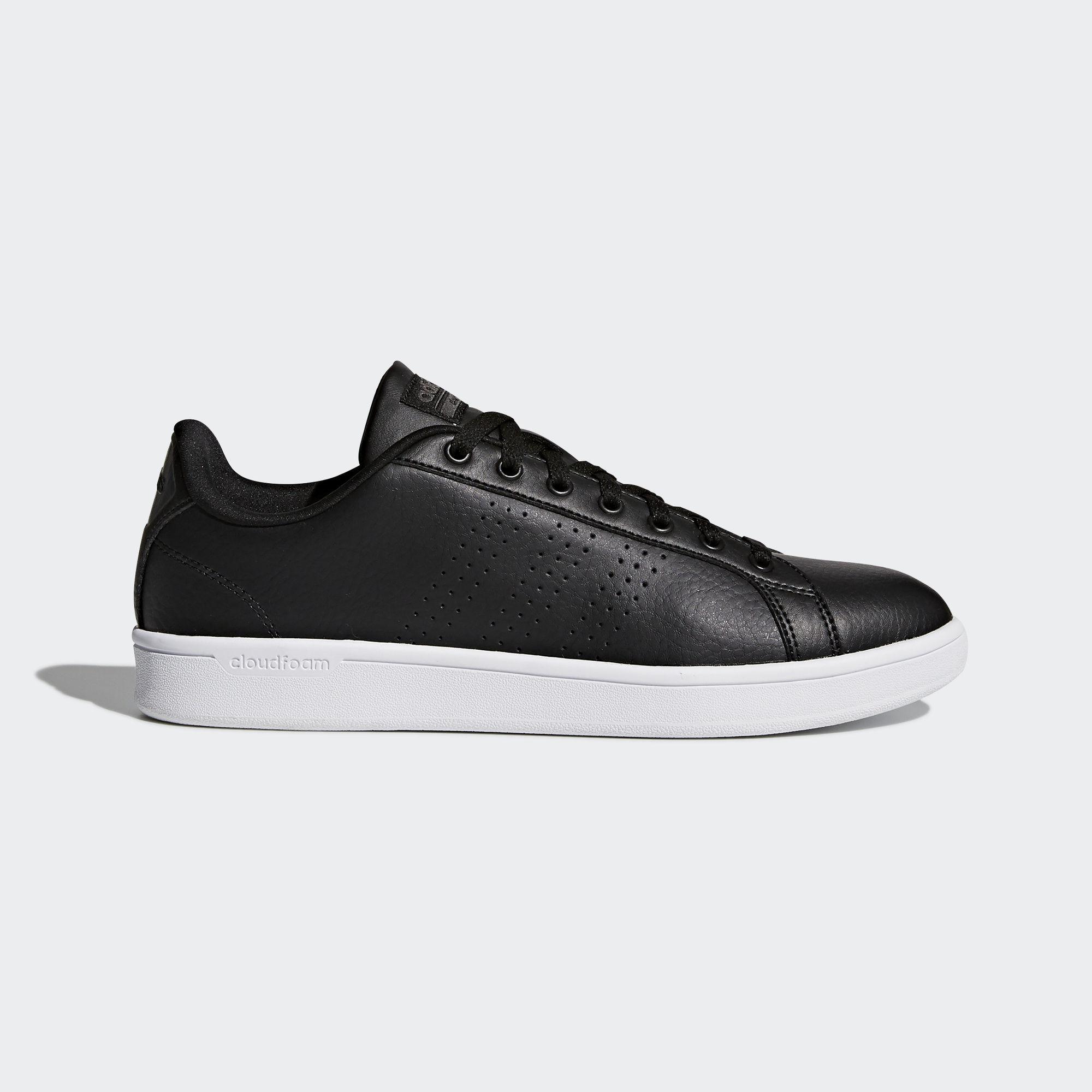 7b2ed9886 Adidas Cloudfoam Advantage Clean Shoes - Black Color Only - Men s B1G1 50%  off -  30 for 2.