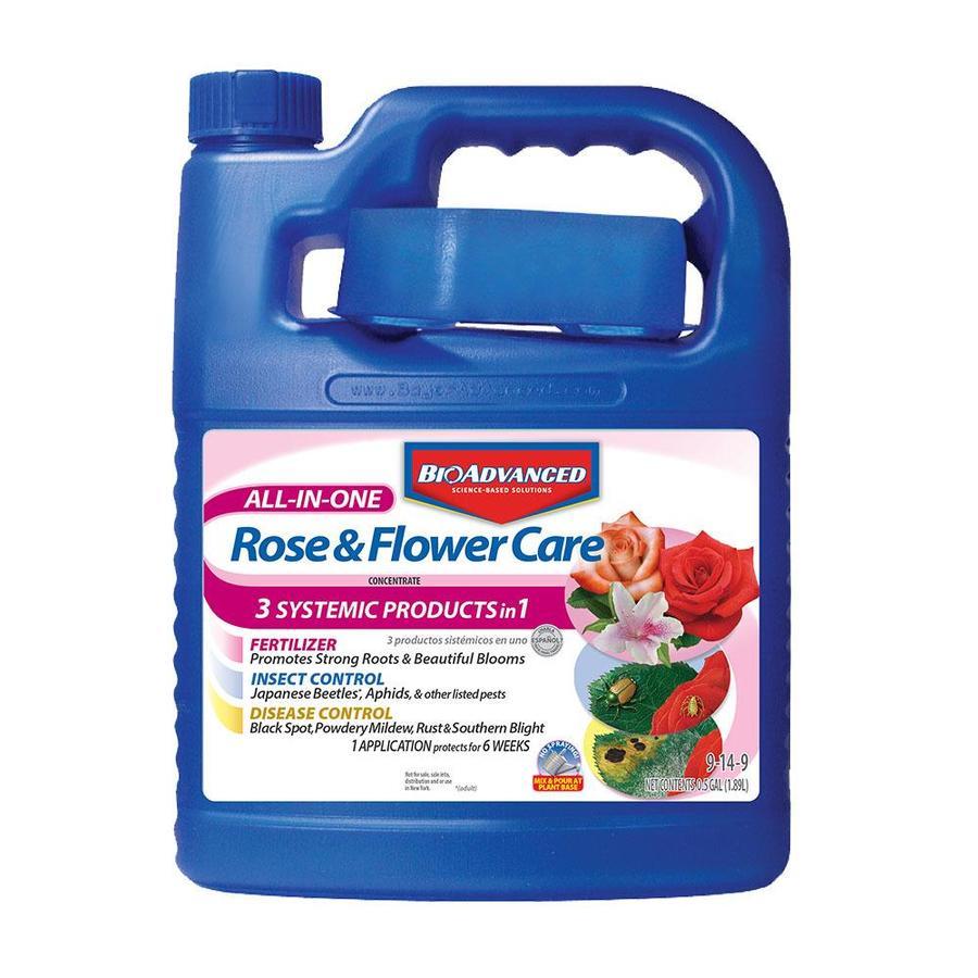 BAYER ADVANCED 64-fl oz Flower Food $7.49 Was $29.97 in Chicago (limited locations?)  - SAVE 75% thru 06/01/2019