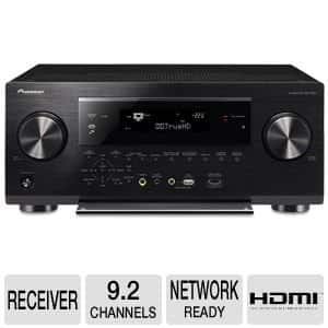 Pioneer SC-1522-K 9.2 Channel Network Ready AV Receiver, $599.99, @Costco, in-store only. YMMV
