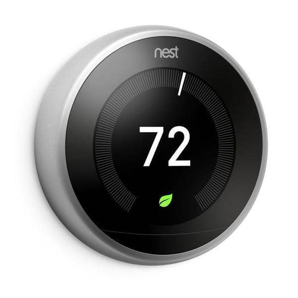 Google Nest Learning Thermostat 3rd Gen $79 after Instant Rebate for National Grid Customers