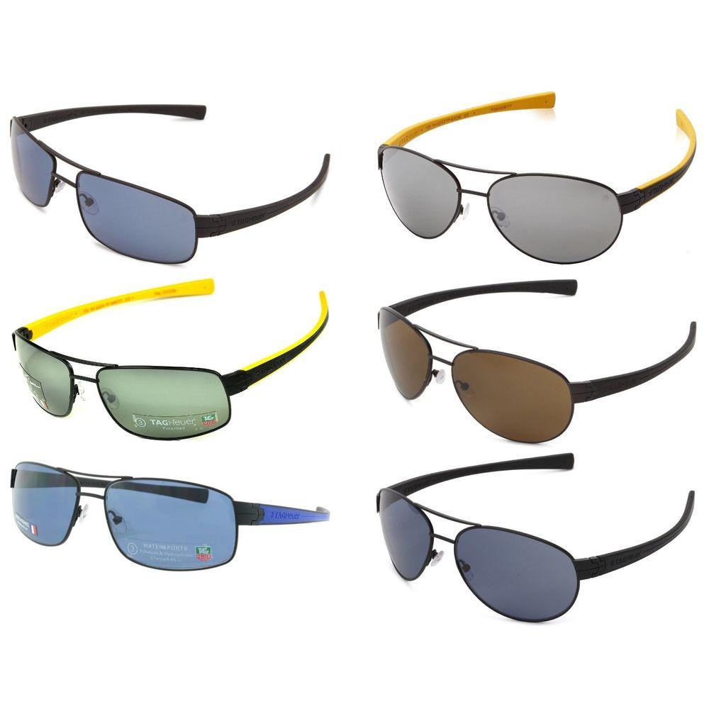 Tag Heuer Polarized Sunglasses for $89.99 @ eBay Back Again on eBay