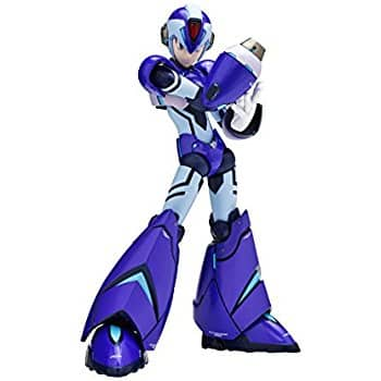 "TruForce Collectibles Designer Series X ""Megaman X"" Action Figure - $60"