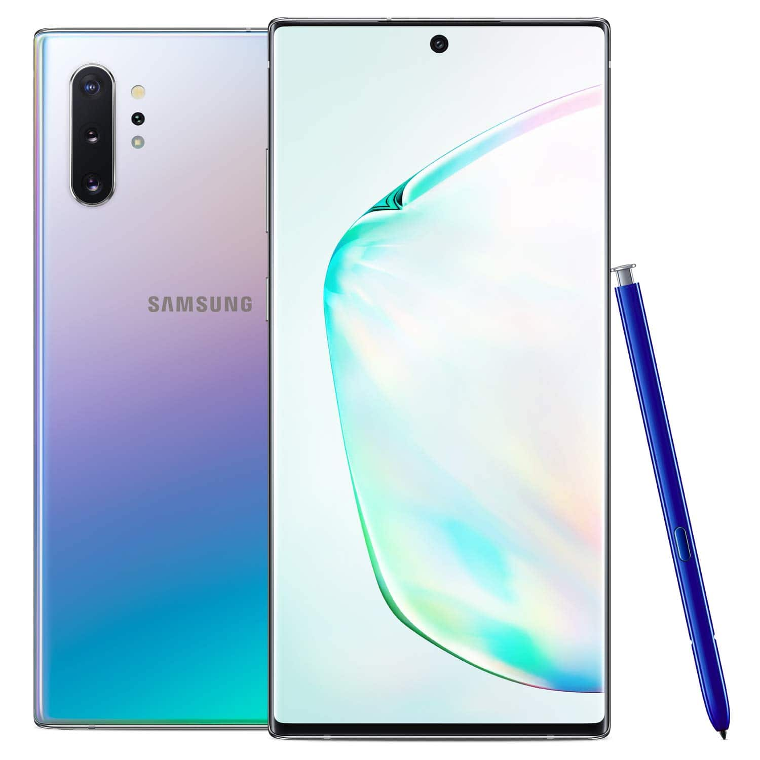 Warehouse deals 20% off Samsung Galaxy Note 10+ Plus Factory Unlocked Cell Phone with 256GB (U.S. Warranty) $611