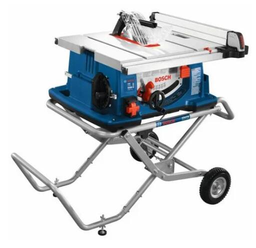 Bosch Table Saw $414 with FREE Costa Del Mar glasses $259.99