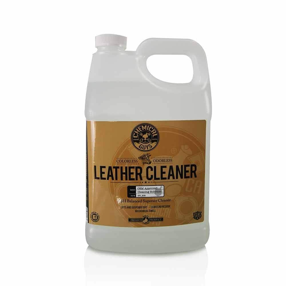 Chemical Guys Leather Cleaner (1 gallon) $4.76 S&S