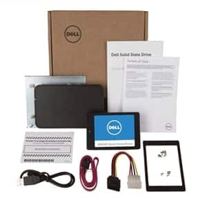 Dell SSD conversion kits 256/512+ $109 FS could cost less with purchase rewards/rebates