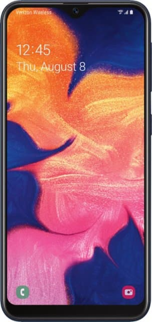 Samsung Galaxy A10e (Unlocked) on Sprint $80