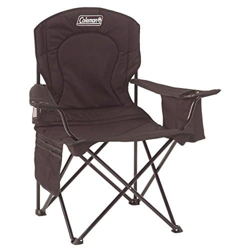 Coleman Oversized Quad Camping Chair with Cooler Pouch - Free Pickup - $21.97