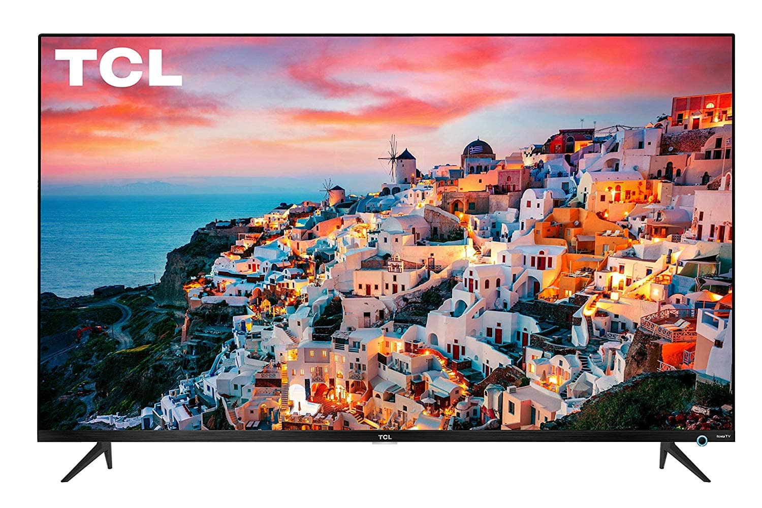 "TCL 65"" Class 5-Series 4K UHD Dolby Vision HDR Roku Smart TV - 65S525 $450.49"