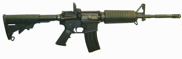 GUNS: Palmetto State Armory AR-15 RIfle $669 + S/H