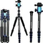 3Pod Carbon Fiber Tripod P5CRH $90 Adorama, and Amazon via Adorama. Free shipping