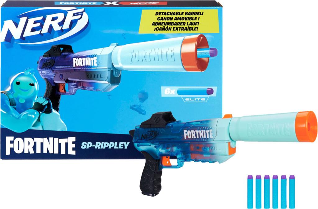 $10 (3 for $30) Nerf Fortnite SP-Rippley Elite Dart Blaster