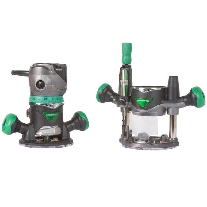 Select Lowe's Stores YMMV: Hitachi 11 Amp Variable Speed Fixed/Plunge Base Router Kit $34.75 + Free Curbside Pickup