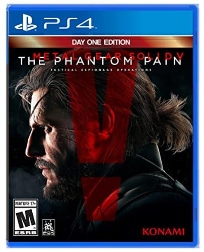 Metal Gear Solid V - Target - PS4/XBOX One- $35