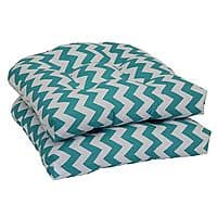 "SONOMA outdoors⢠2-pk. Indoor Outdoor ""U"" Chair Cushions $  44.99 @kohls.com"