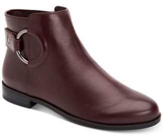 Alfani Women's Step 'N Flex Avvia Leather Booties $57.93 + ship