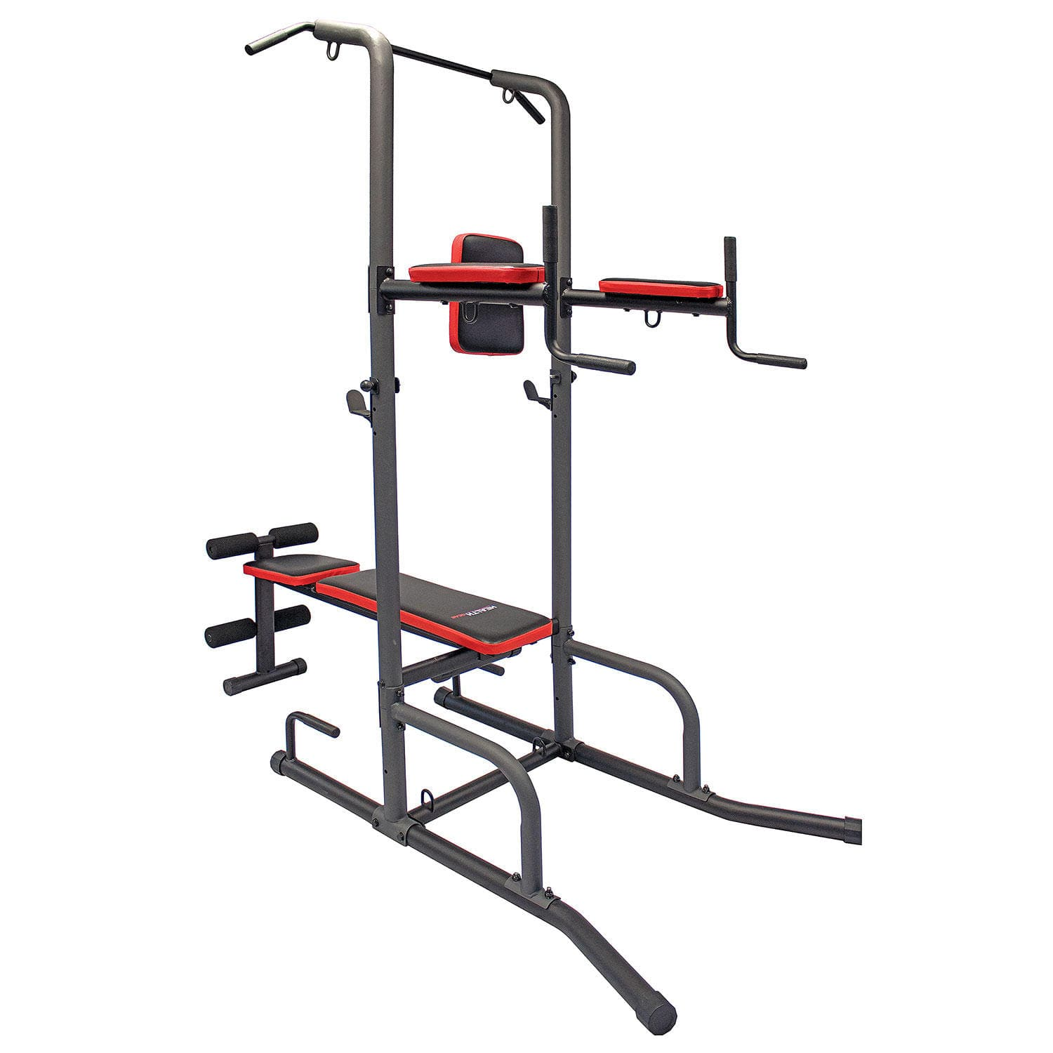 Health Gear CFT2.0 Functional Fitness Gym Style Training Power Tower & Adjustable Workout Bench System - Sam's Club $198.98