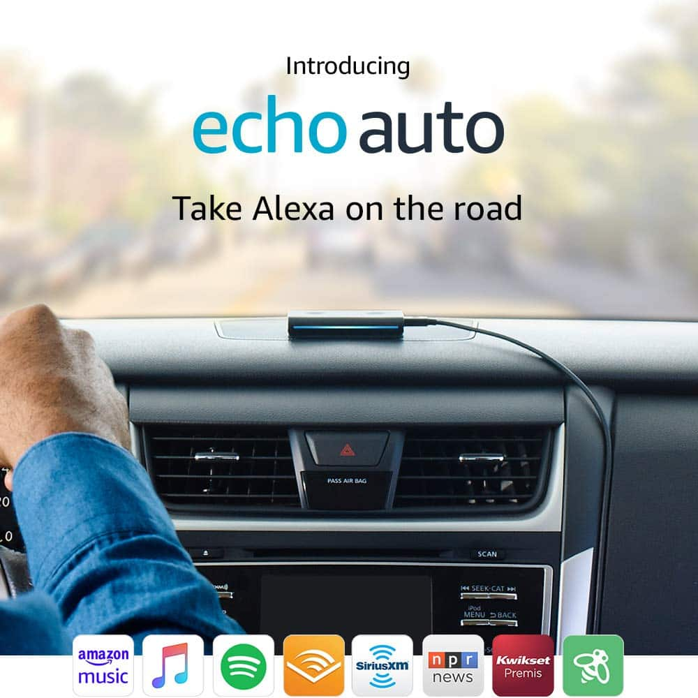 50% off Echo Auto - Add Alexa to your car (Invitation only) $24.99