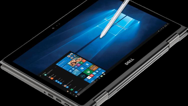 "Dell Inspiron 13.3"" 2-in-1 i7-8550U 256GB SSD 8GB RAM 1080p 3.79lbs 649$"