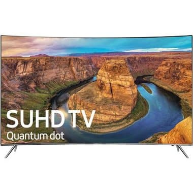 """Samsung - 65"""" Class Smart S850D Series Curved Quantum Dot 4K SUHD HDR TV With Wi-Fi Model: UN65KS850D $799.99 Free Shipping"""