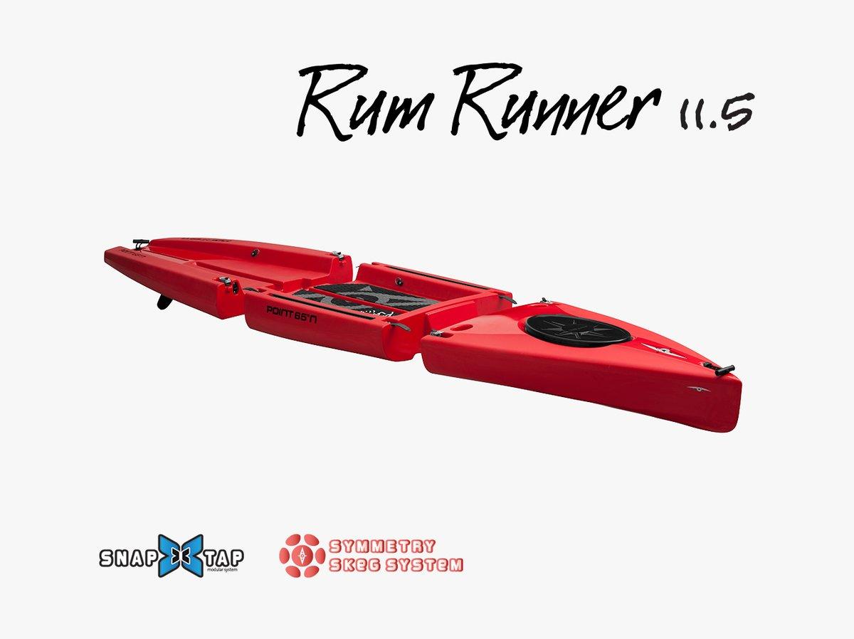 Point 65 Rum Runner Modular Paddle Board 12.5ft SUP for $199.99 @ TJMaxx.com w/ FS