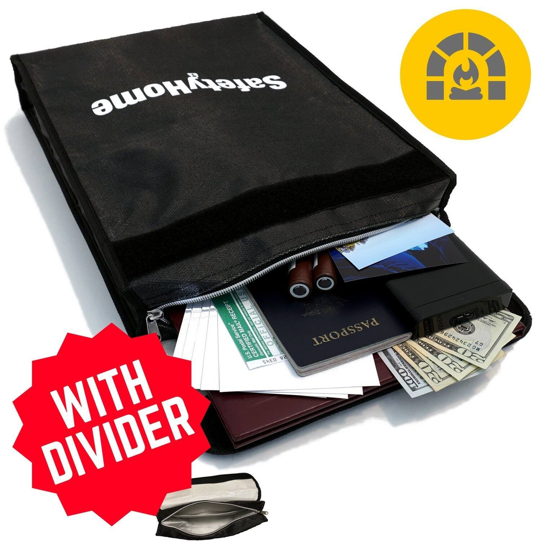 Premium Large Fireproof Document or Li-Po Bag $22.97 + Prime