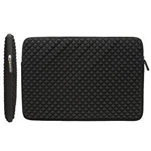 Evecase 13.3 - 14 Inch Laptop/Tablet Sleeve, Diamond Foam Splash Shock Resistant Neoprene Sleeve Bag $9.99