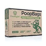 DooRight 360 Eco Friendly Poop Bags on Sale for $8.99 @Amazon + Free Shipping with Prime