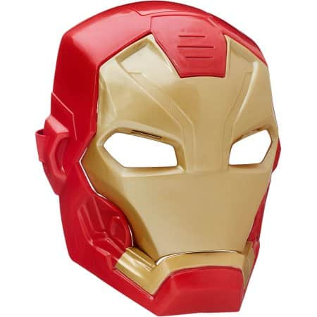 Iron Man Tech FX Mask.  $5 at Wal-Mart + Free Store Pickup $5