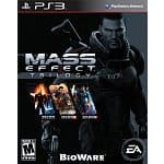 Mass Effect Trilogy PS3 29.99 360 31.99 Amazon FSSS Eligible