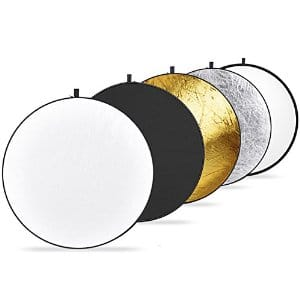 Neewer Collapsible Multi-Disc Light Reflector $14.80 + FS @ Amazon.com